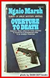 Overture to Death (Roderick Alleyn Mystery)