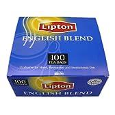 Lipton リプトン イングリッシュブレンド ティーバッグ100袋 紅茶