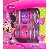 Disney Minnie Mouse How Cute Pretty Bracelets 15 Pc Bangle Set