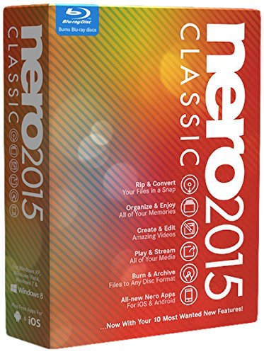Nero 2015 (Dvd Authoring Software compare prices)