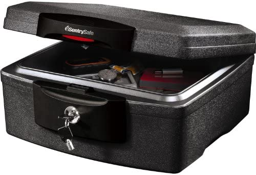 SentrySafe Waterproof Fire Chest Lock