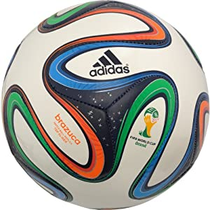 Buy adidas Brazuca FIFA 2014 World Cup Top Glider Soccer Ball by adidas