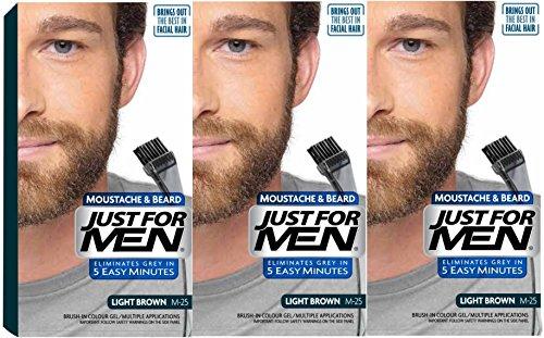 3x-solo-per-uomo-baffi-barba-e-facial-gel-per-capelli-colore-m25marrone-chiaro