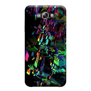 CaseLite Premium Printed Mobile Back Case Cover With Full protection For Samsung E5 (Designer Case)