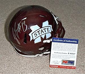 Johnthan Banks Signed Mississippi State Mini Helmet RookieGraph R80547 - PSA DNA... by Sports+Memorabilia
