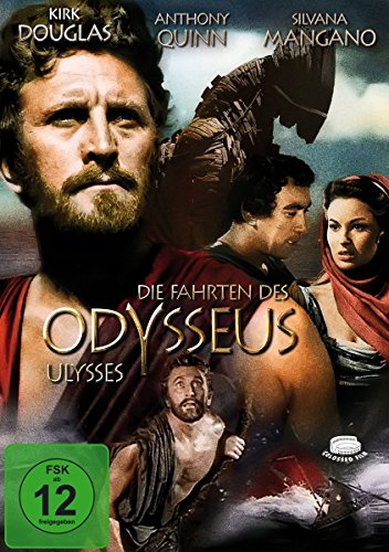 Die Fahrten des Odysseus (Ulysses) (ungekürzt) [2 DVDs]