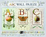 Nature Alphabet Frieze