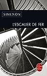 L'Escalier de fer par Simenon
