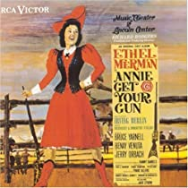 Annie Get Your Gun 1966 Lincoln Center Cast