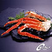 【 海鮮市場 北のグルメ 】ボイル たらばがに足 3Lサイズ ( 1肩 ) 1.0kg前後 ( 冷凍 ) 北海道 ギフト 贈答 たらばがに 蟹