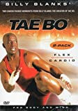 Billy Blanks Tae Bo Cardio & Flex 2 DVD Set -All Region