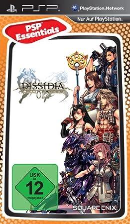 Dissidia 12 (Duodecim) Final Fantasy Essentials (PSP)