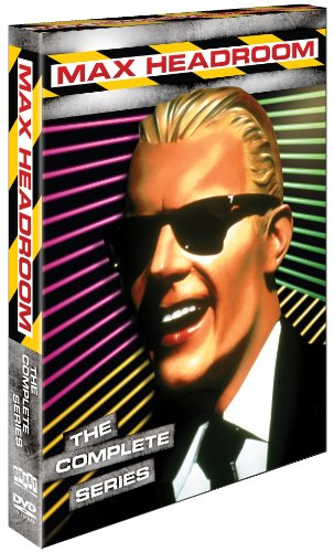 Cover art for  Max Headroom: The Complete Series
