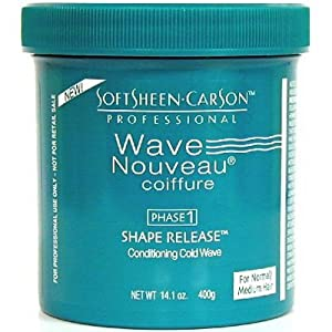 Amazon.com : Softsheen Carson Wave Nouveau Coiffure Shape Release