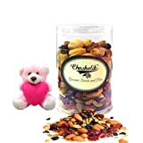 Valentine Chocholik Premium Gifts - Very Nice Cocktail Treat With Teddy