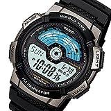 CASIO (カシオ) AE-1100W-1A/AE1100W-1A ワールドトラベラー搭載 メンズウォッチ 腕時計 [並行輸入品]