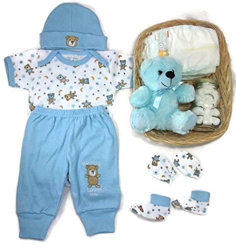 Baby Gift Hampers Under $50 : Sunshine gift baskets mommy loves me newborn baby