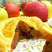 テレビで紹介されたりんごを蜂蜜で煮込んだアップルパイ!