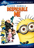 Despicable Me [DVD + Digital Copy] (Universals 100th Anniversary)