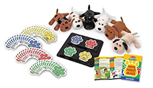 Melissa & Doug Puppy Pursuit Games(Doggy Detectives Game)