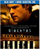 Blackhat [Blu-ray + DVD + UltraViolet]