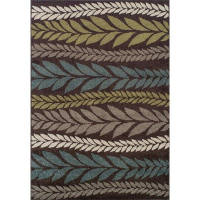 Dalyn Rugs Marcello Mo 102 Choco 4-Feet 11-Inch By 7-Feet front-605683