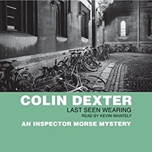 Last Seen Wearing | [Colin Dexter]