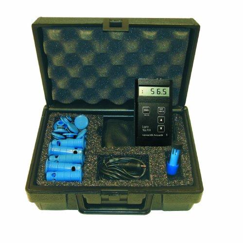 Lignomat USA T-1KP Ligno-Tec RH Meter Package