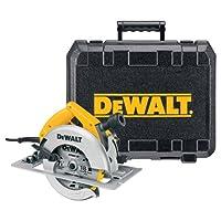 DEWALT DW364K 7-1/4-Inch Circular Saw with Electric Brake by DEWALT