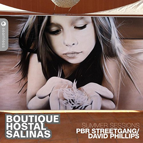 Original album cover of Boutique Hostal Salinas: Summer Sessions by Luca C