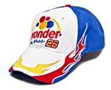 Wonder Bread Unisex-Adult Talladega Nights Ricky Bobby Cap -One-Size Multi