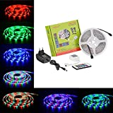 Tabker® LED Streifen 5M 300 SMD 3528 RGB Led Strip