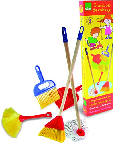 Vilac Large Cleaning Set