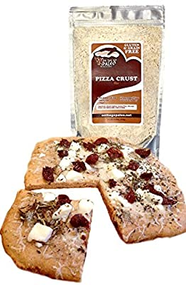 Certified Paleo Pizza Crust Mix, Grain and Gluten Free