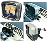 Easy Fit Vehicle Air Vent Mount & Holder for the TomTom Rider 2 Motorcycle GPS SatNav