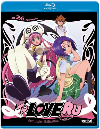 To LOVEる -とらぶる-: シーズン1 北米版 / To Love Ru: Season 1 [Blu-ray][Import]