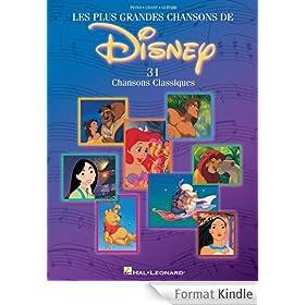 Les Plus Grandes Chansons de Disney - 31 Chansons Classiques: French Language Edition
