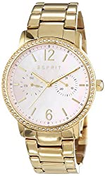 Esprit Analog Pink Dial Womens Watch - ES108092002