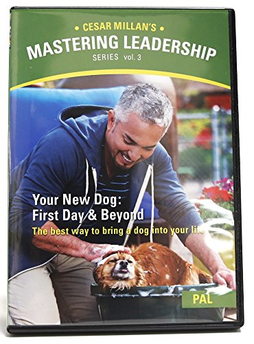 Cesar Millan books A common theme throughout Millan's books and DVD's is his firm belief that dogs are pack animals. In his books, Cesar stresses the importance of the owner establishing his role as leader of the pack through a calm, assertive manner.