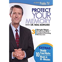 Protect Your Memory With Dr Neal Barnard