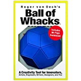 Ball of Whacks Blue (0911121021) by Roger von Oech
