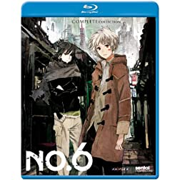 No. 6: The Complete Collection [Blu-ray]