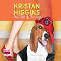 Just One of the Guys Hörbuch von Kristan Higgins Gesprochen von: Xe Sands