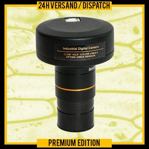 Digital Mikroskop DCM-310 Okular Mikroskopkamera Kamera MC3