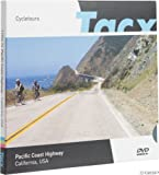 Tacx Cycletours Pacific Coast Highway United States Real Life Video DVD - Grey