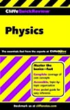 img - for CliffsQuickReview Physics by Scott Adams (2001-06-01) book / textbook / text book