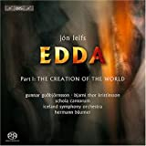 echange, troc Leifs, Guobjornsson, Kristinsson, Cantorum - Edda 1: Creation of the World - Oratorio