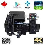 M8S Android TV Box KODI Amlogic S812...