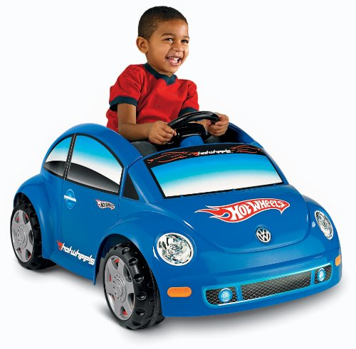 Power Wheels Hot Wheels Volkswagen Beetle
