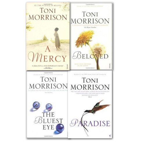 a literary analysis of the community in beloved by toni morrison Toni morrison was born chloe anthony wofford her first novel, the bluest eye (1970), received mixed reviews, didn't sell well, and was out of print by 1974 critical recognition and praise for toni morrison grew with each novel.